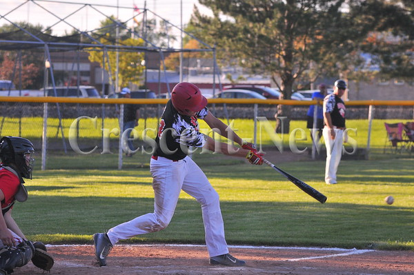 07-21-15 Sports River bandits vs Pemberville Legion BB