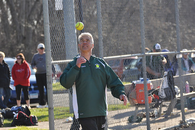 West Fastpitch vs. Randolph April 21st