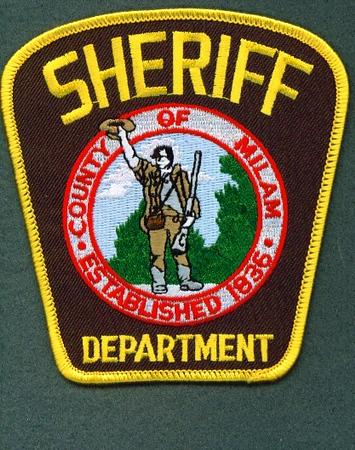 Milam Sheriff