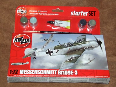 Messerschmitt 109E3, BoB