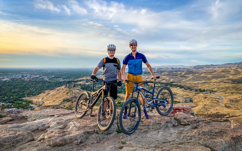 Table Rock Mountain Biking