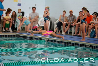 swim meet august 2012