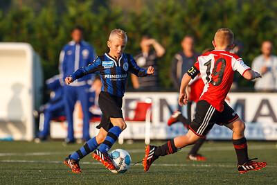 Sparta E1 - Feyenoord E2 (04-10-2014)