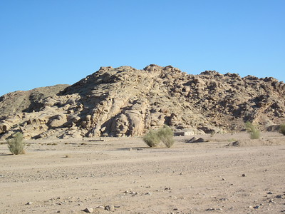 012029 TAMU-CC Researchers to Explore Egyptian Desert for New Water Source for Bedouins