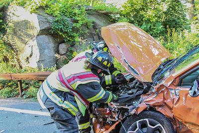 7-21-16 MVA With Injuries, Bear Mountain Bridge Rd, Photos By Bob Rimm