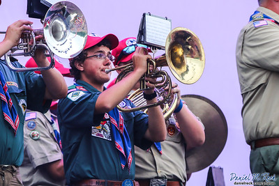 National Scout Jamboree Band