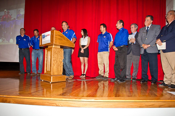 June 14, 2011 All Sports Banquet Awards dy