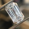 3.04ct Emerald Cut Diamond, GIA F VS1 9