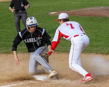 Kaneland High School baseball vs. Yorkville