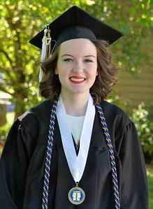 Abby's BVHS Graduation