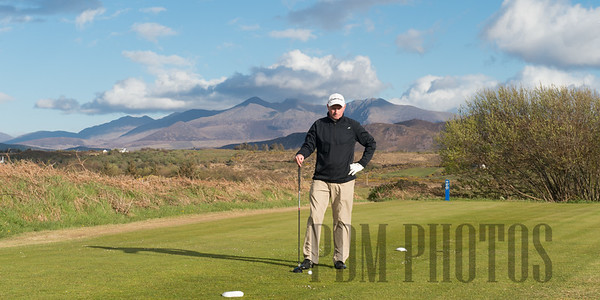 Dooks Golf Club, County Kerry, Ireland 04-29-2016