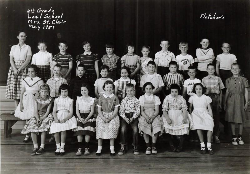Leal 4th Grade St. Clair
