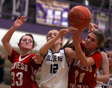 DCMS 7th Girls Basketball 2020