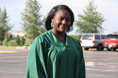 Jada's Graduation 2013