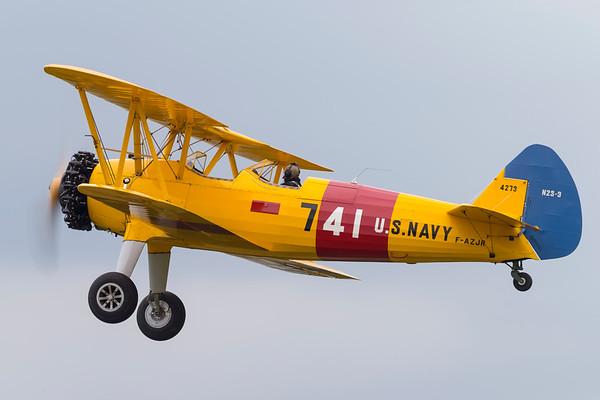 F-AZJR - Boeing PT-13D Kaydet (E75)