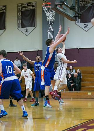 Woodstown Varsity Boys 2014 Basketball
