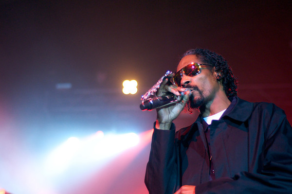 Snoop Dogg at Drexel