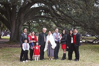 Tupue Family Portraits 2017
