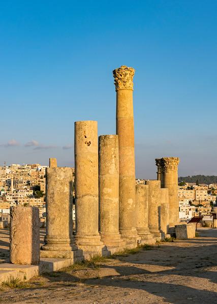 Sanctuary of Artemis, Jerash