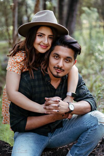 Ayusha Amit Couple