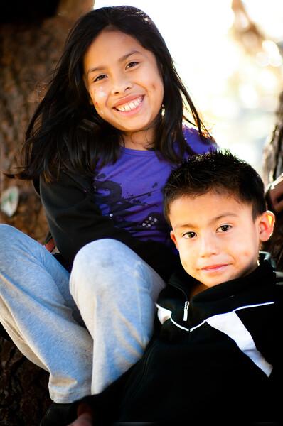 The Perez Family - December '11