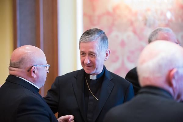 Episcopal Ordination of Bishop Steven Biegler - Luncheon and Reception