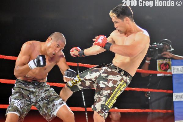 PJ Dean vs Eddie Rincon
