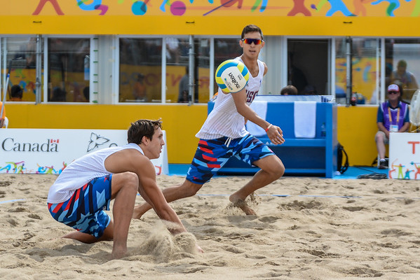 2015 Pan American Games - Men's Beach Volleyball
