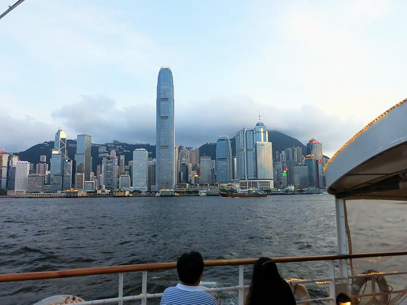 Two International Finance Centre, 88 floors, Hong Kong Central