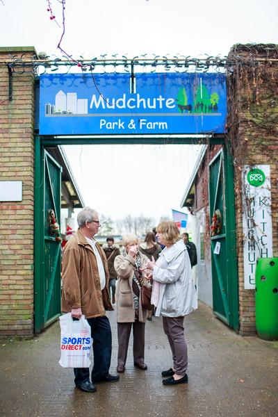 Wharf - Mudchute farm