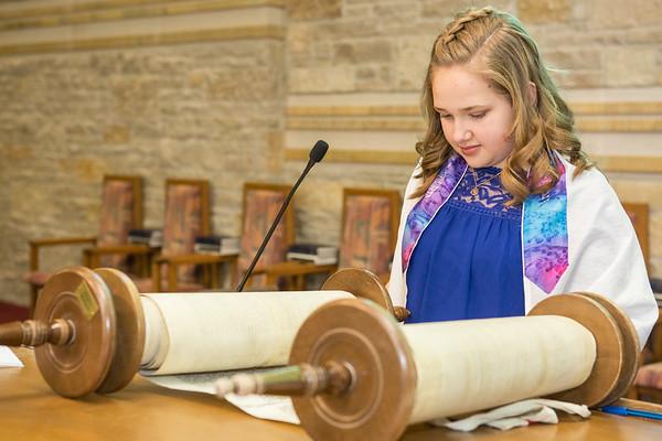 Sophie Bat Mitzvah
