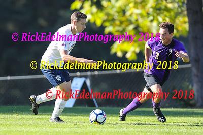 Carroll College vs Northwest U Mens Soccer