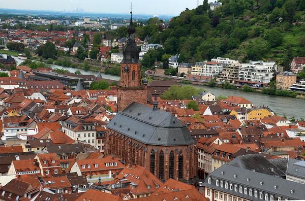 Viking River Cruise, Heidelberg Germany