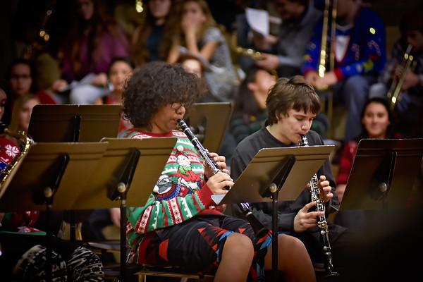 St. Ignatius MS/HS Christmas Concert | 2018