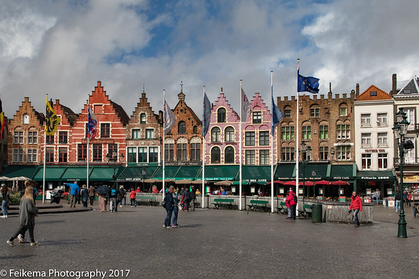 2017 Ghent and Brugges