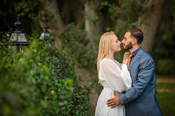 Oleysa and Jon Luca September 2021