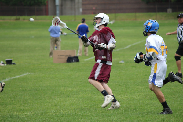 JV Lacrosse vs, Newington 5-21-12