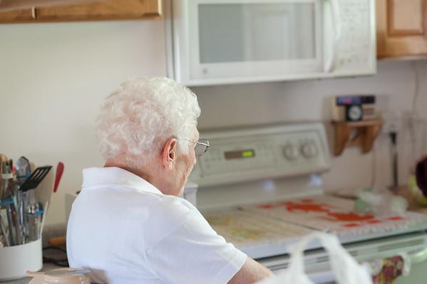 Grandpa's Bday 2010