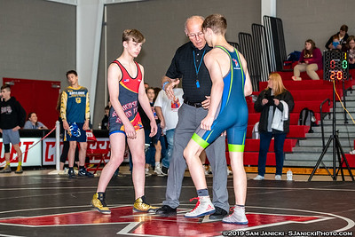 Freestyle - Cadet/Junior Part 1 - 2019 MUSAW State Championships - 5/11/19