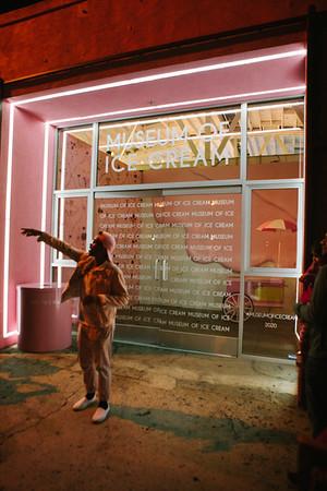 California - Los Angeles - Museum of Ice Cream