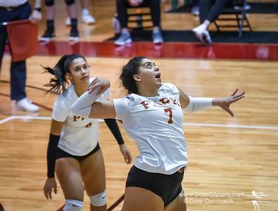 Park Univ. Women's Volleyball vs Benedictine Ravens 2020