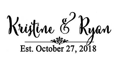 20181027 Kristine & Ryan Wedding
