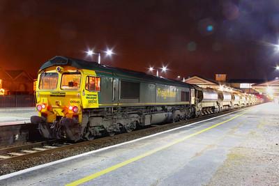2012 - Freightliner