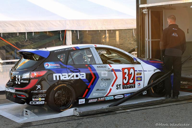 ST-i-MOTO Mazda Speed 3