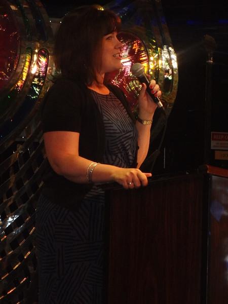 Ex. Director, Nicole Ratner.