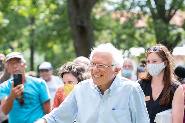 Bernie Sanders' Town Hall Meeting in Brattleboro 090621