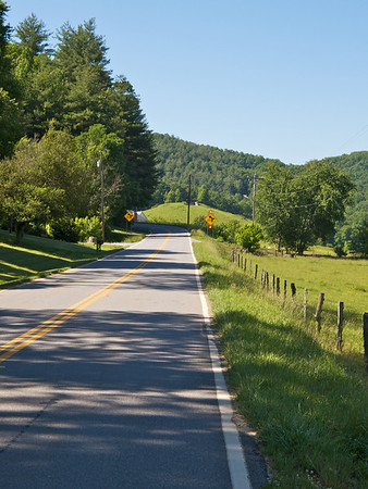 Driving the Backroads of Georgia and the Carolinas