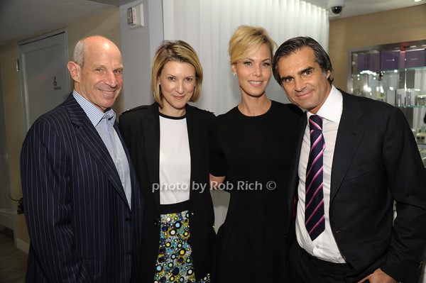 Jonathan Tisch, Lizzie Tisch, Suelyn Farel, Julien Farel