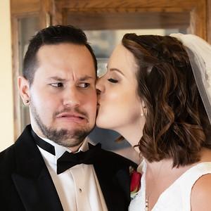 Elizabeth and Brandon