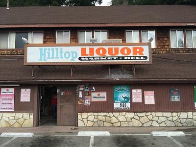 Hilltop Liquor Market (Crestline)